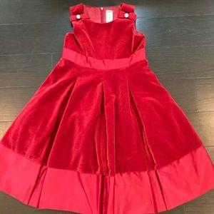Classically Beautiful Girls Holiday Dress